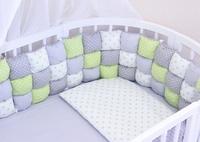 """Комплект постельного белья ComfortBaby Colorit HappyFamily """"Лайм"""""""