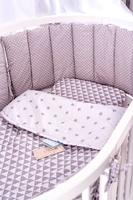 """Комплект постельного белья ComfortBaby Colorit """"Арлекино Грей"""""""