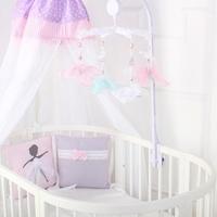 Детский мобиль «Цветочные Феи»