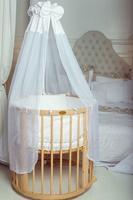 Комплект постельного белья ComfortBaby Classic mini для круглой и приставной кроваток (без подушки и одеяла)